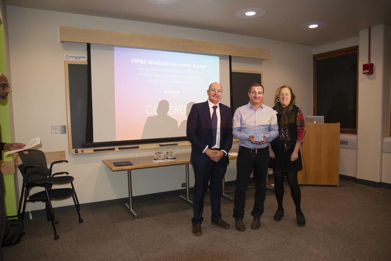 Dos proyectos avalados por FIPSE se proclaman ganadores del Programa IDEA2-2018 del MIT en Boston