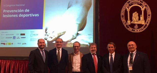 FIPSE participa en el V Congreso Nacional sobre prevención de lesiones deportivas