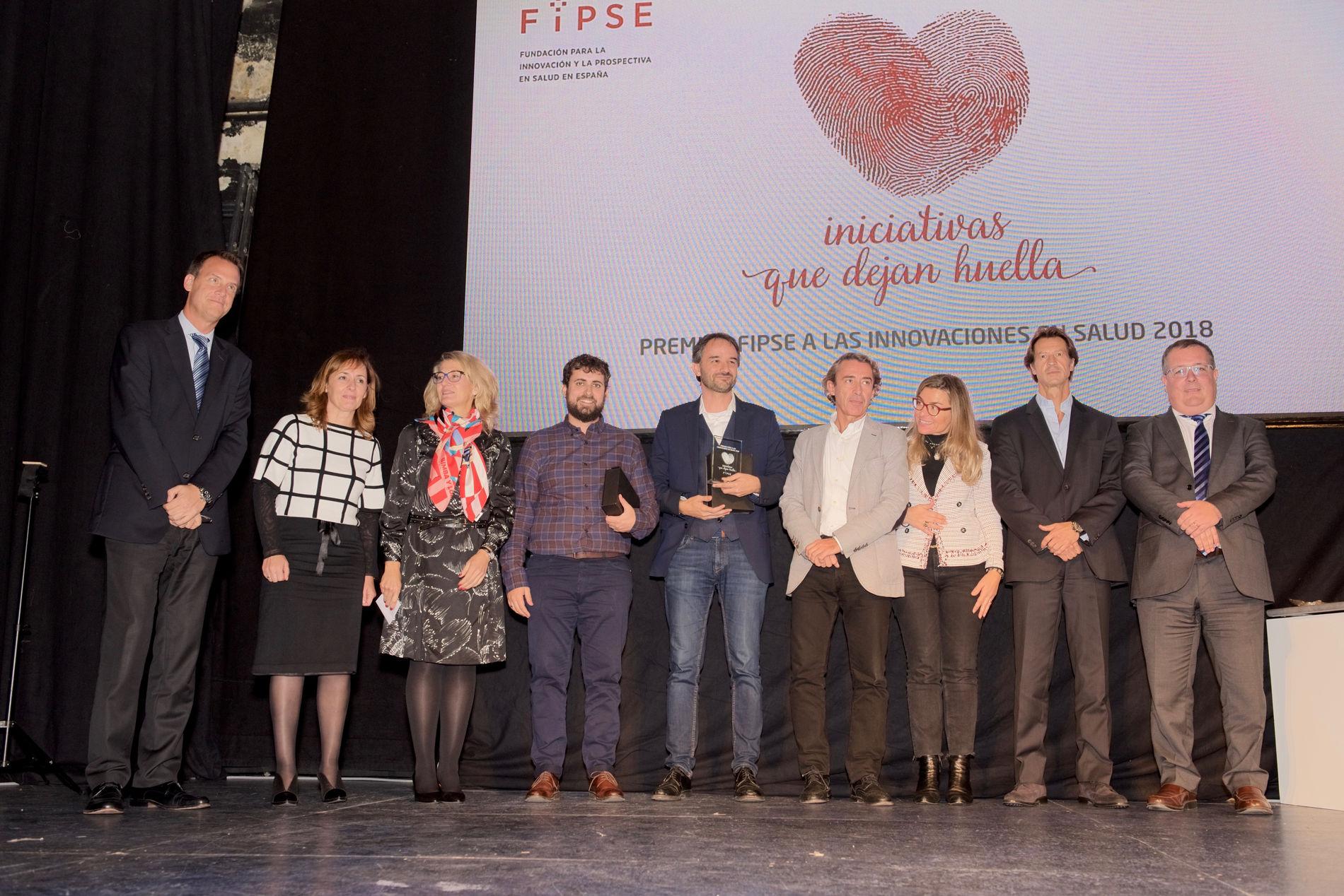 Los Premios FIPSE 2018 de Innovación en Salud ya tienen ganadores